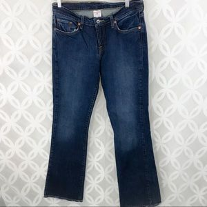 Lucky Brand Sweet N' Low Hipster Jeans